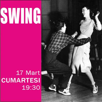 Swing Tanıtım Dersi